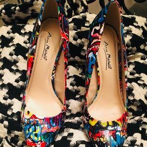 Anne Michelle High Heel Pumps